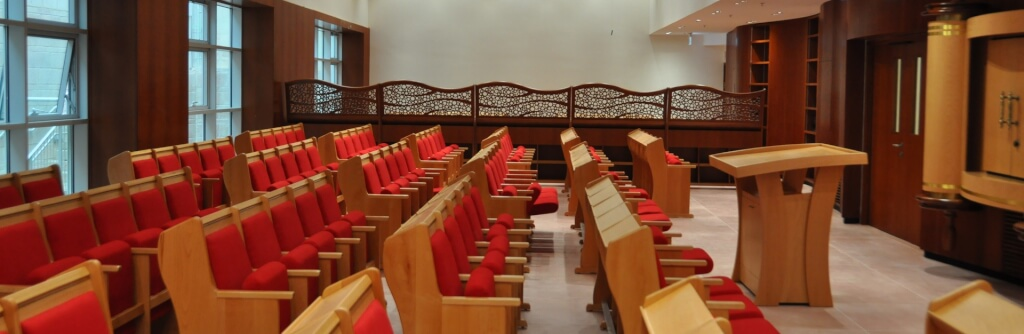 synagogue chairs