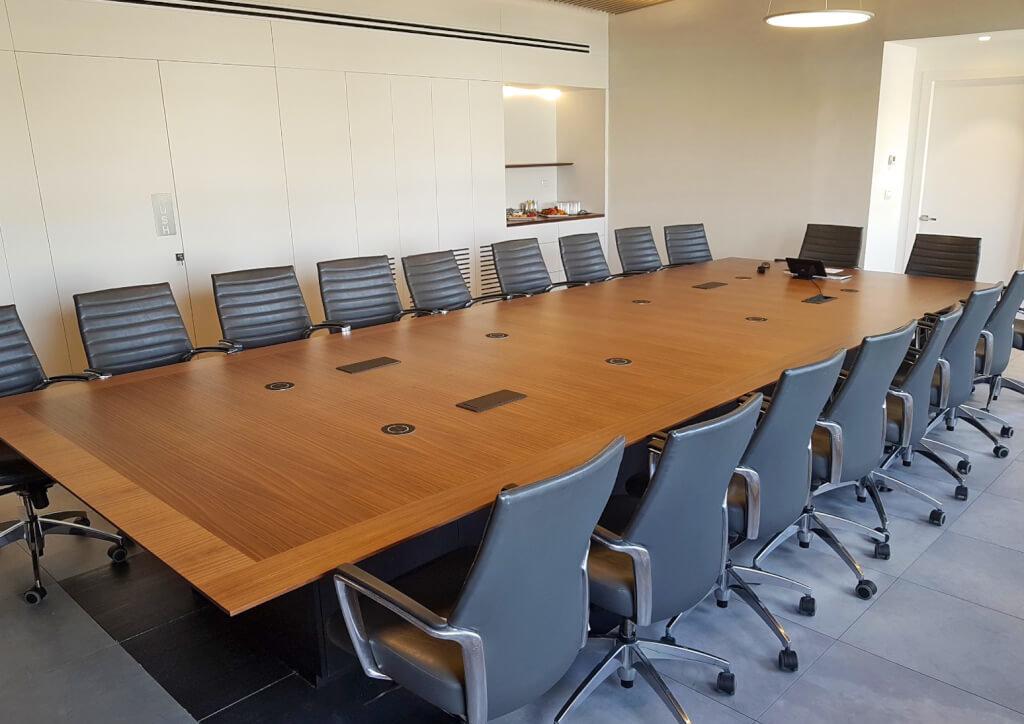 שולחן ההנהלה