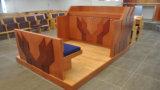 Wooden Bimah, Nof Yam Synagogure, Be'er Ganim