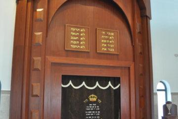 """בית כנסת חב""""ד, ראשון לציון"""