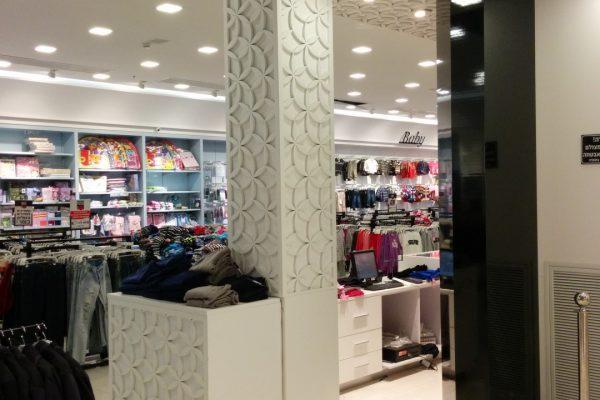 נגרות לחנויות בגדים
