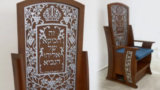 Eliyahu Chair project